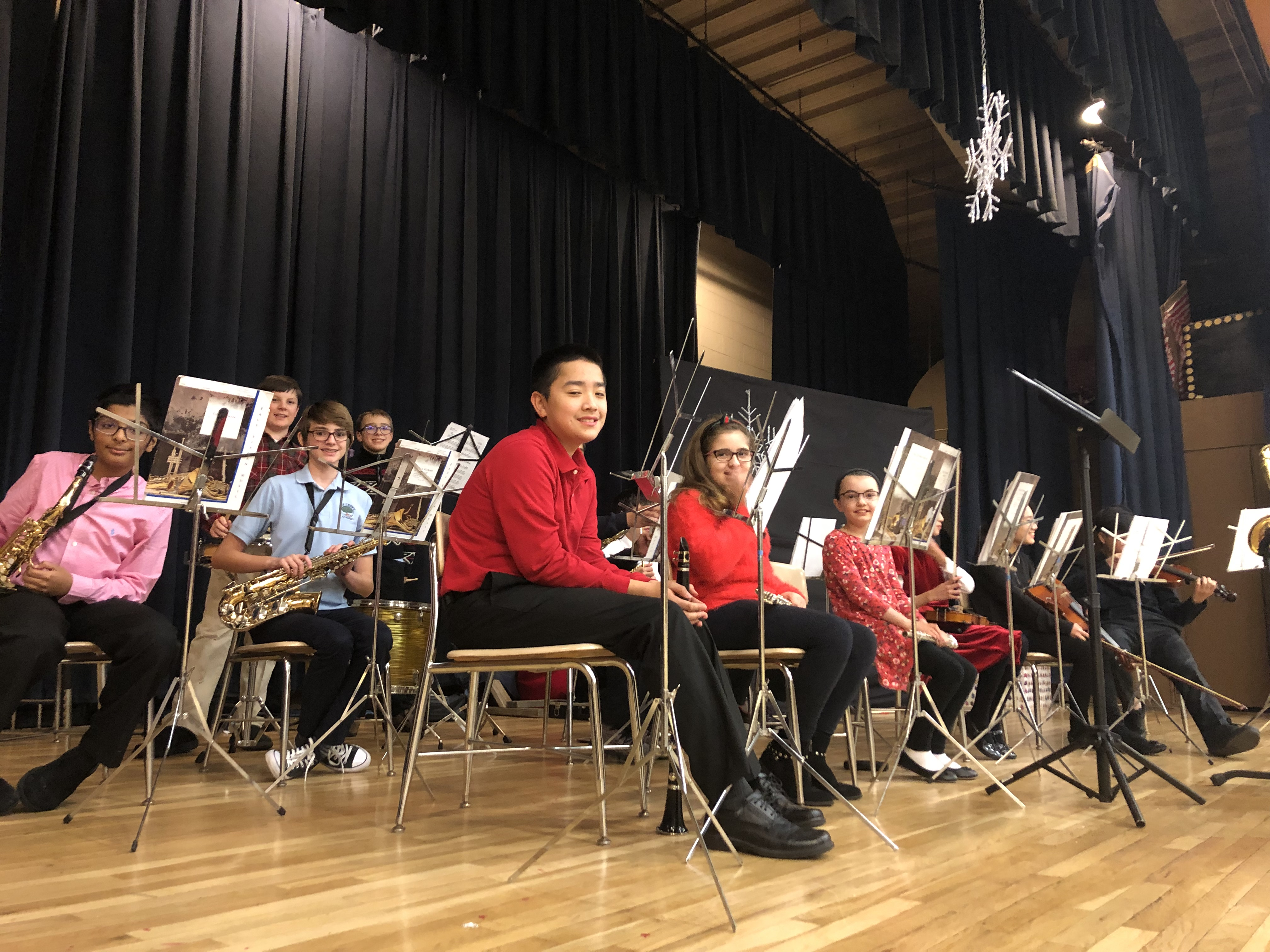 Our Ladys Academy Band Concert